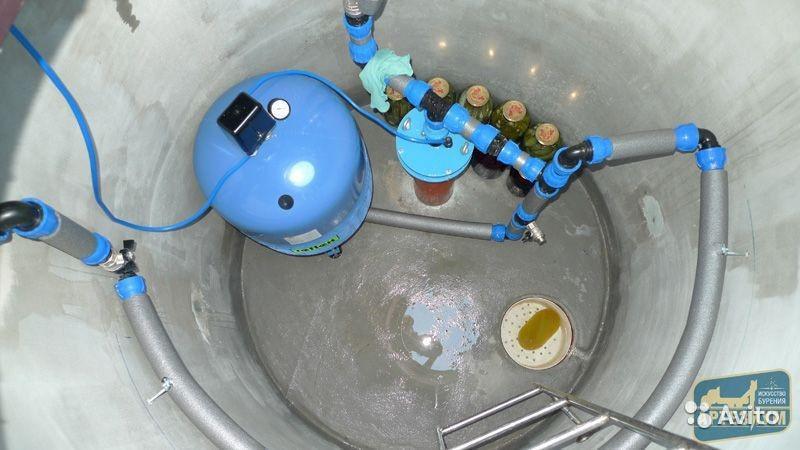 Оборудование скважины под воду своими руками 20